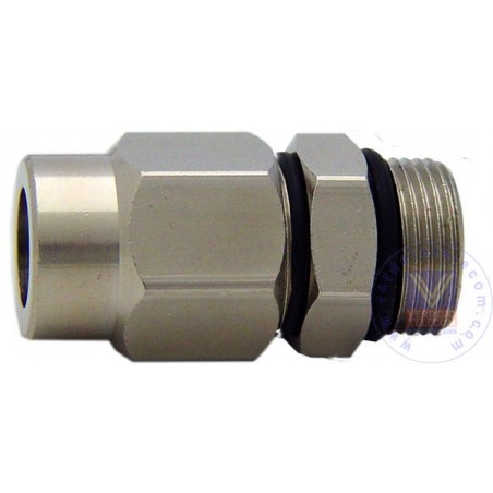 5/8 FT-RG-11 -  Conector 5/8 Latón (Cable 10mm)