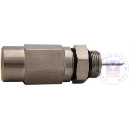 5/8 M-13  -  Conector 5/8 Pin (Cable 12.7mm)