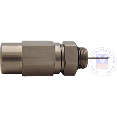 5/8 M-44  -  Conector 5/8 Pin (Cable 15mm)
