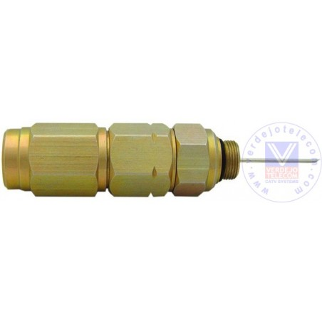 5/8-540-P  -  Conector 5/8 Pin (Cable QR-540)